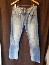 Levis 522 Jeans W32 L34