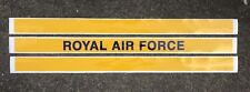 2X ROYAL AIR FORCE Vehicle Stripes Land Rover Lightweight