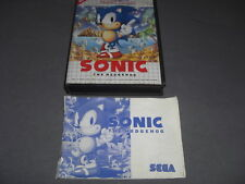 Sonic the Hedgehog Master System