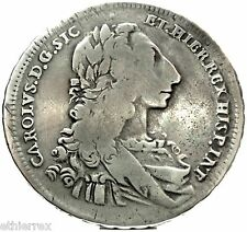 Palermo (Carlo III di Borbone) 12 Tari',1735