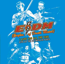 EAGLES OF DEATH METAL-LIVE AT THE OLYMPIA PARIS 2016: I LOVE...-JAPAN 2 CD G35