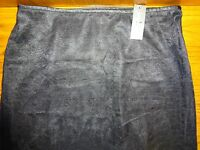 NEW WOMEN'S GEORGE BLACK LACE SKIRT SIZE 14 MSP $23.57 LINED