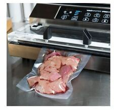 "Food Vacuum Sealer Saver Meat Cheese Prep Packaging Storage Machine 12"" Seal Bar"