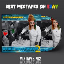 ILoveMakonnen - Drink More Water 2 Mixtape (Full Artwork CD/FrontBack Cover)