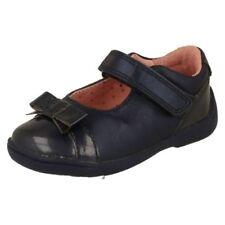 Chaussures habillées à boucle en cuir pour fille de 2 à 16 ans