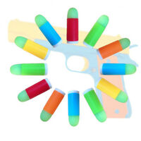10pcs Children's Toy Soft Bullet Plastic Kids Outdoor Fun Game