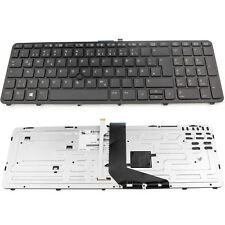 HP deutsche Tastatur für HP ZBook 15 17 mit backlit NEU QWERTZ