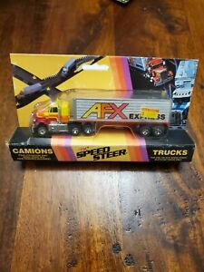 Afx Speed Steer Ho Slot Camions Truck Nos Never Opened Carded Semi 6275/6276