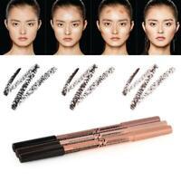 Quick Dry Long Lasting Double Head Eyebrow Pen Eye Liner Pencil Concealer Stick