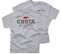 Costa Del Mar Men's Topwater Short Sleeve T Shirt