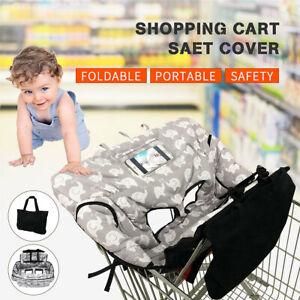 Kinder Einkaufswagen Sitzkissen Sitzbezug Sitzeinlage Sitzauflage Babyschale DE