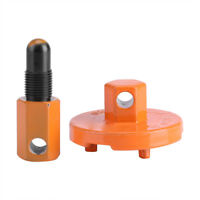 14mm Kupplung Kolbenstopper Entfernen Schwungrad Motorsäge Removal Werkzeug Satz