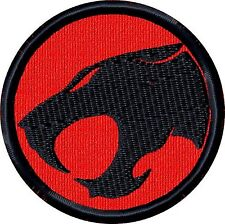 "Thundercat Cartoon 3"" Logo Sew Ironed On Badge Embroidery Applique Patch"