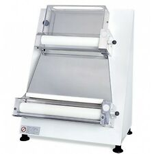 """PIZZA DOUGH ROLLER SHEETER 16"""" (40CMS)  WITH 2 PAIRS OF PARALLEL ROLLERS 16"""""""