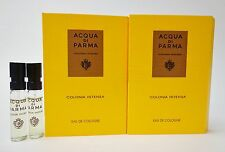 Acqua Di Parma COLONIA INTENSA 1.5 ml 0.05 oz Men EDC Spray Cologne Sample X 2