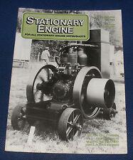 STATIONARY ENGINE MAGAZINE NOVEMBER 1986 NO.153 - WILTON TWO STROKES