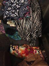 6 pc Women's Clothing Lot size 4X wardrobe addition layer mix & match grunge fun