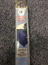 24 in (approx. 60.96 cm) Universal Premier Wiper Blades
