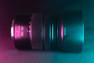 Used Kit Panasonic Lumix 45-150mm f/4.0-5.6 Mega O.I.S Lens M4/3 Mount