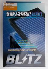 BLITZ SUS POWER AIR FILTER LM for TOYOTA 86 ZN6 S2 FA20 2016/Aug -onward new!!