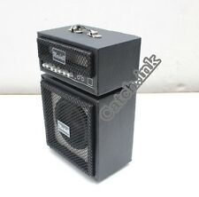 Marshall Black Lead Guitar Speaker Cabinet Miniature For Display Only
