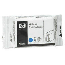 HP Blue Thermal Ink Cartridge C6602B GENUINE NEW!