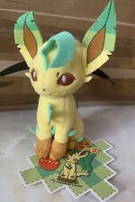 Leafeon Pokemon Center 2013 Plush (Authentic)