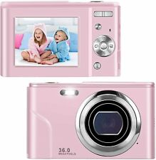 IEBRT Ultra HD Digital Camera,1080P Mini Vlogging Camera Video Camera LCD Screen