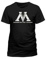 Harry Potter 'Ministry Of Magic' T-Shirt - NEW & OFFICIAL