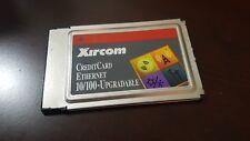 CE3-10/100 Xircom CreditCard Ethernet 10/100 PCMCIA Card (XIPC00003)