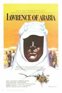 Lawrence of Arabia Movie Poster Photo Print 8x10 11x17 16x20 22x28 24x36 27x40