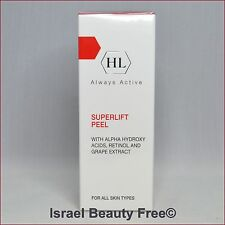 Holy Land Superlift Peel with Alpha Hydroxy Acids Retinol and Grape 50 ml