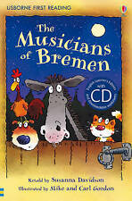 The Musicians of Bremen [Book with CD] by Davidson, Susanna (CD-Audio book, 2012
