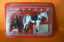 ALTAYA : COLLECTION DU MOYEN AGE   TRES BEAU CHEVALIER A CHEVAL