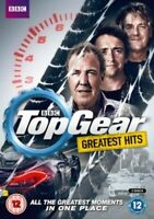 Top Gear : Greatest Hits DVD 2015 - New & Sealed