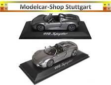 Porsche 918 Spyder Metall - Minichamps 1:43 WAP0201000E - neu