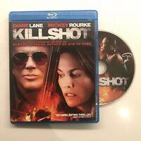 KILLSHOT BLURAY (Region A BluRay, Canadian) - 2009
