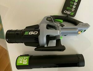 "NEW EGO LB5300 530CFM 3-Speed 56 volt leaf Blower ""TOOL ONLY"" NO BATTERY"