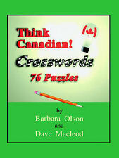 NEW Think Canadian! Crosswords by Dave Macleod