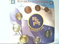 2006 / 2007 8 pièces EURO UNC SAN MARIN san marino