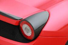 Novitec Carbon Taillight Covers - Ferrari 458 Italia / Speciale