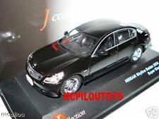 J-COLLECTION JC130 NISSAN SKYLINE SEDAN  2006 BLACK au 1/43 °