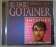 Richard GOTAINER - Double BEST OF -  CD NEUF sous blister - RARE