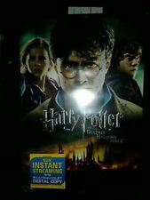 Harry Potter and the Deathly Hallows DVD Part 2 Still Sealed, New