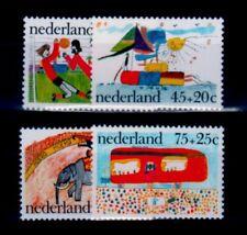 PAYS-BAS - NEDERLAND n° 1059/1062 neuf sans charnière