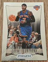 2012-13 Panini Prizm Carmelo Anthony 🔥 #71 New York Knicks 🏀 (1st Year Prizm)