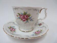 Royal Albert Tranquility Pattern Teacup & Saucer England