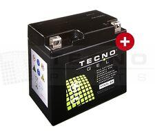 TECNO GEL-Marken-Batterie YTX5L-BS f. Adly Herchee, Yam TDR 125, KTM, SUZ u.a.