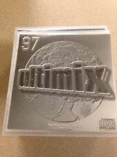 ULTIMIX 97 CD Flashback Medley Justin Timberlake Whitney Houston Good Charlotte