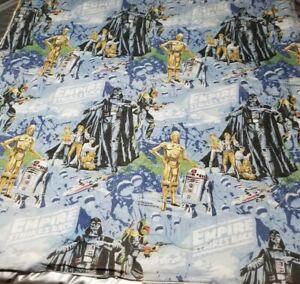 Vintage 1979 Star Wars Empire Strikes Back Original Sleeping Bag.